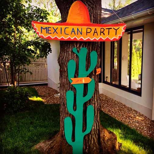 Мексиканская вечеринка атрибутика своими руками 98
