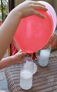 Как сделать гелиевые шарики своими руками?