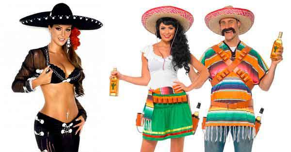 18d363f89bba Вечеринка в мексиканском стиле   Сценарий, Конкурсы, Костюмы