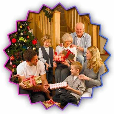 Как организовать новый год дома
