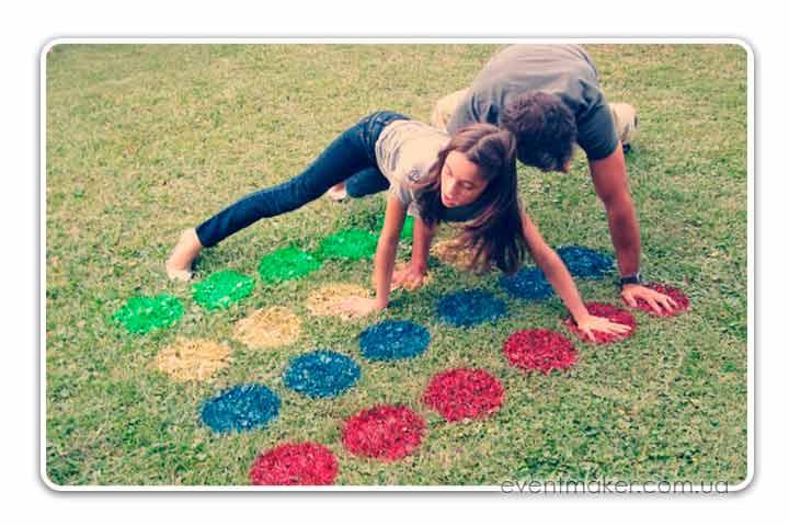 игры на пикнике