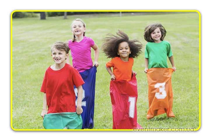 подвижные игры для детей на праздник