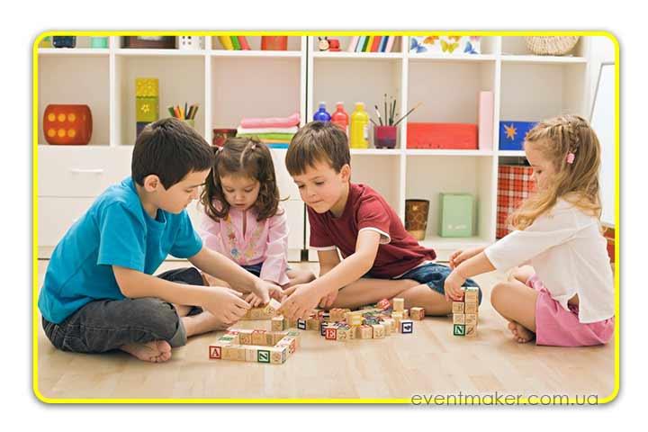 логические игры для детей на праздник