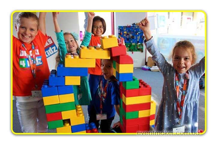 творческие игры для детей на праздник