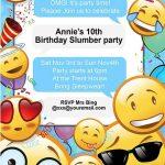 Вечеринка в стиле Эмоджи