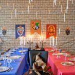детский день рождения в стиле Гарри Поттер